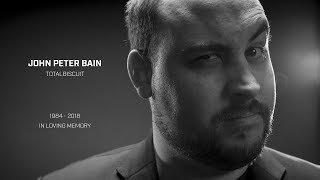 warframe livestream announces totalbiscuit passed away