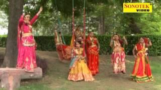 Jhula To Pad Gaye Sawan Ki Malhar   Pushpa Gosai,Kamlesh Mishra   Haryanavi Sawan Geet   Sonotek