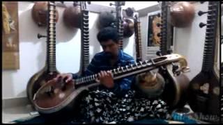 Akshara Raga Tala Bhasha Malika by Sai Venkatesh (Annotated)