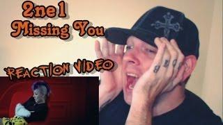 2NE1 - MISSING YOU (그리워해요) Kpop MV Reaction (뮤직비디오) Daraling BlackJack Reaction
