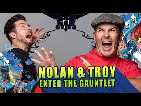 RETRO REPLAY - Nolan and Troy Enter the Gauntlet