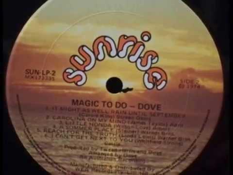 Magic To Do (1974)  - Dove
