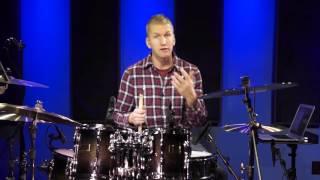 Drum Lesson (Drumeo) - Пятиминутное занятие ногой на бас-бочке. BKR