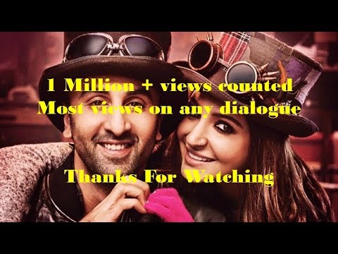 Thumbnail: Best Dialogue of Ae Dil Hai Mushkil love video song (ADHM) Part-1 |by- Amit Watson|