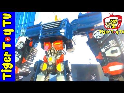GIANT HELLO CARBOT PENTA-STORM 최대형 헬로카봇 펜타스톰