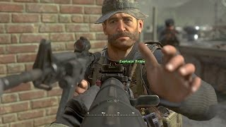 Call of Duty 4 Modern Warfare:The Sins of the Father Mission Gameplay Veteran