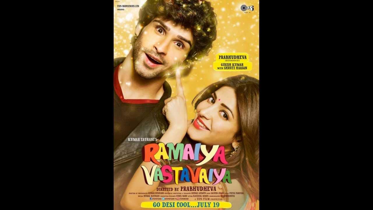 Download Peecha Choote - Ramaiya Vastavaiya (2013) - Full Song [Singer: Mohit Chauhan]