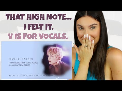 BTS (방탄소년단) V Stigma Reaction