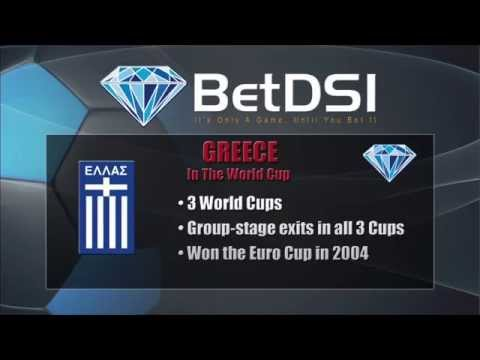 2014 World Cup Team Previews | Greece Odds and Betting Predictions