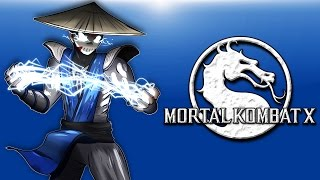 Mortal Kombat X - Ep 2 (Delirious Vs Cartoonz) Raiden!!!!