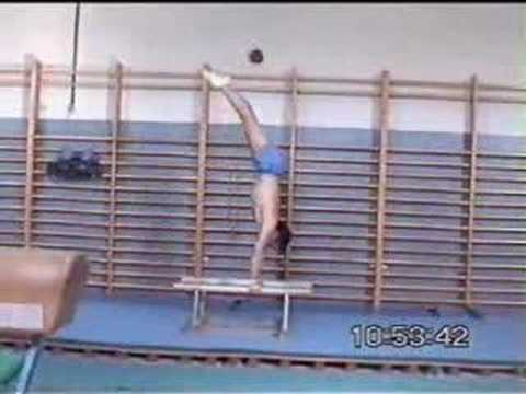 Marius the gymnast