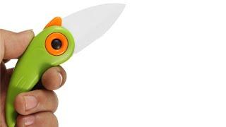 Skládací keramický nůž, který mi udělal radost