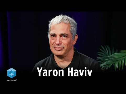 Yaron Haviv, Iguazio | theCUBE NYC 2018