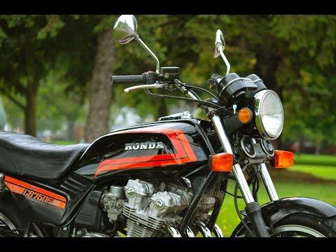 1981 Honda CB750F SUPER SPORT - Sold