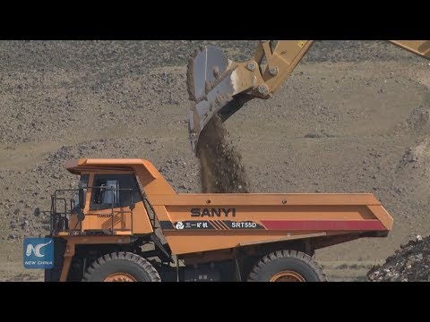 Chinese machinery makes advances in energy megaproject in southern Argentina