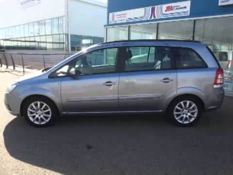 opel zafira 1 8 16v enjoy 140cv a o 2008 youtube. Black Bedroom Furniture Sets. Home Design Ideas