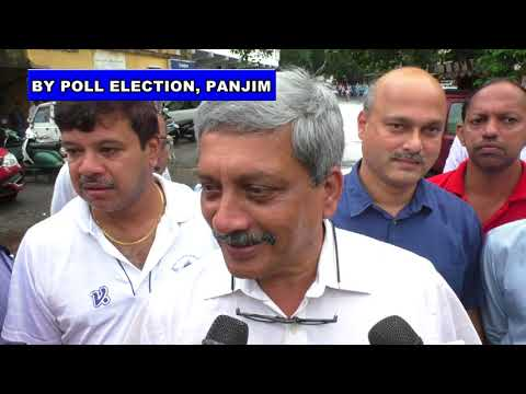 PANAJI BY POLL ELECTION 2017