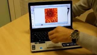 видео Тест  Windows 10 на нетбуке (Asus Eee PC 1015BX)