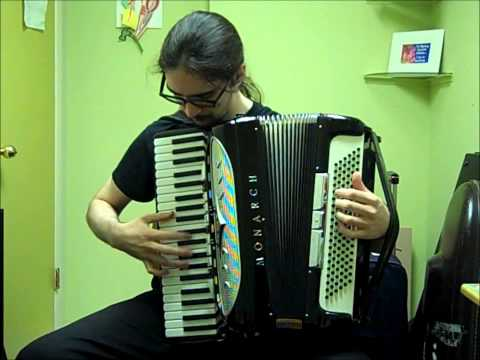 Heavy Rain (Pokemon Ruby/Sapphire) [accordion cover]