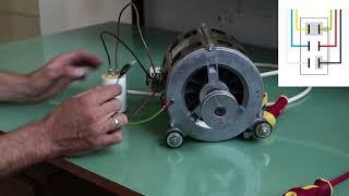 Motor VES MASINE 6 Izvoda - Kako povezati