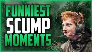 BEST OPTIC SCUMP Stream Moments! Pt.1 (HOW TO BECOME A PRO!)