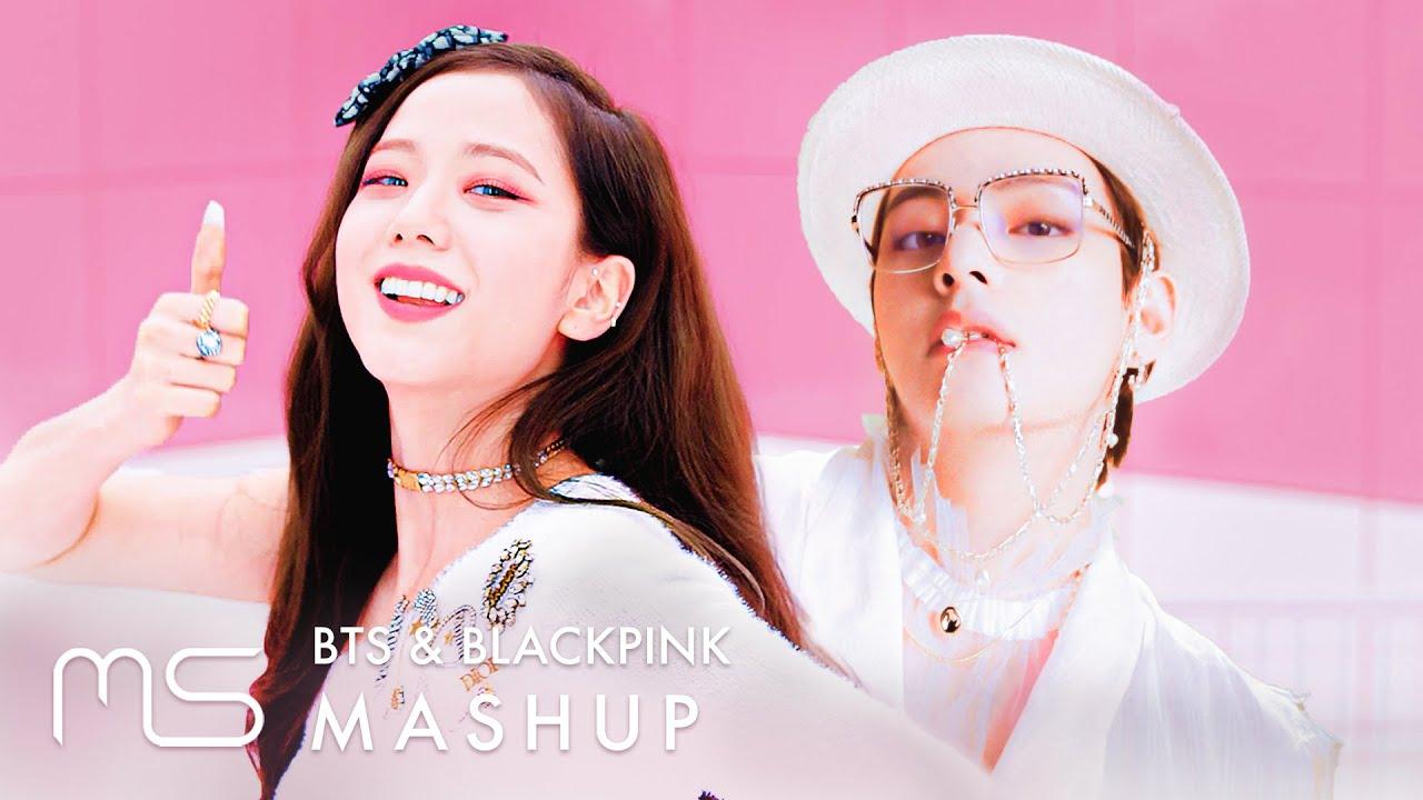 BTS & BLACKPINK – Butter /Bet You Wanna /Dynamite MASHUP (feat. Cardi B)