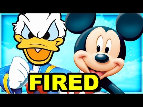 MICKEY MOUSE & DONALD DUCK FIRED FROM DISNEY! (Black Ops 2, Little Einsteins, Duck Abuse)