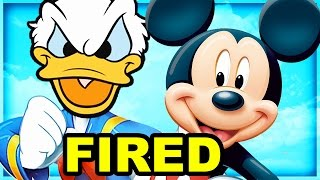 mickey mouse donald duck fired from disney black ops 2 little einsteins duck abuse