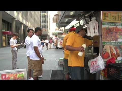 New York Halal trucks (short Doc)