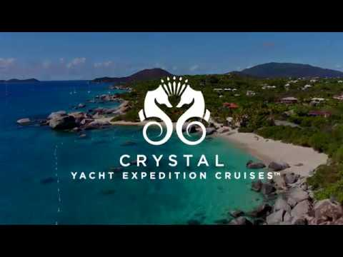 Crystal Yacht Expedition Cruises | Crystal Esprit West Indies