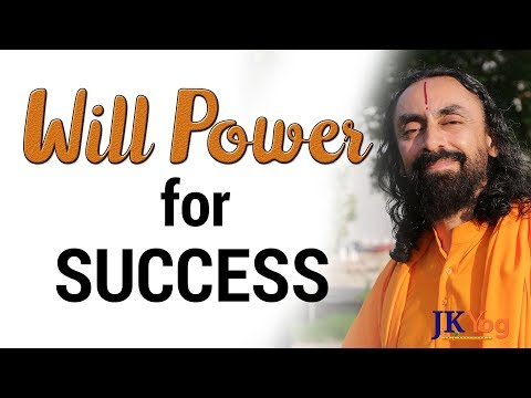 Will Power for a Successful Life   How to develop will power?   Swami Mukundananda