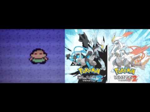 FireGold Extras - Carl advertises Pokemon Black and White 2