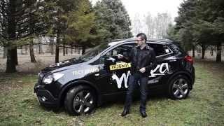 видео Новый Opel Mokka (Опель Мокка) 2017