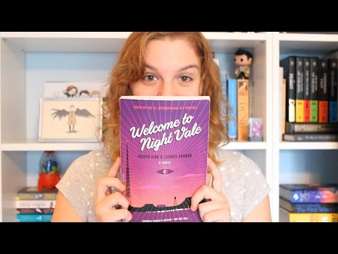 Welcome to Night Vale Book Review