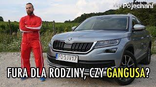 SUV za 200 000zł - idealny dla… GANGSTERA? | Test Skody Kodiaq