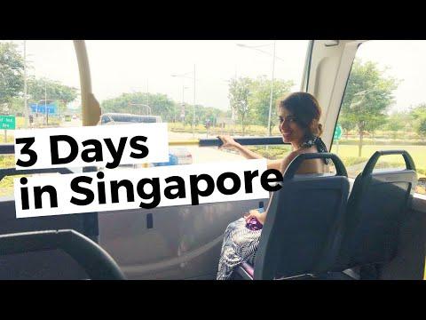 Singapore Vlog! Tips in description box!