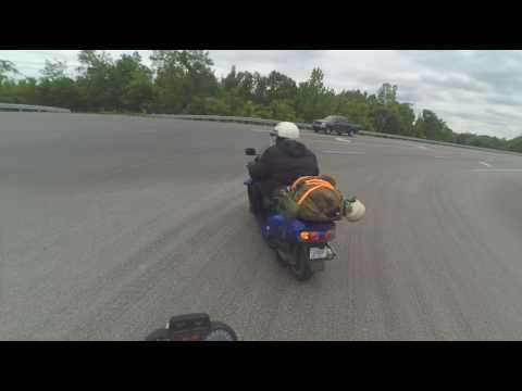 Arkansas MotoCamping Trip - Day 1