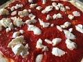 Pizza fatta in casa!