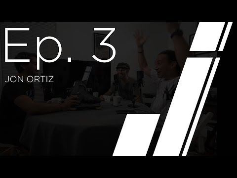 Jump Street Podcast Ep3 with Jon Ortiz