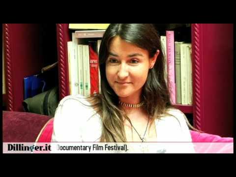 Ortensia Visconti, reporter di guerra e scrittrice, intervistata per Dillinger