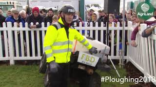 Quad bike safety demo...for carrying sprayers
