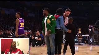 Donovan Mitchell Wins 2018 Verizon Slam Dunk Contest!! (REACTION BY COACH WATSON)
