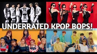 My fave underrated kpop bops!