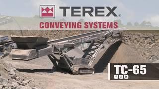 Terex TC 65 conveyor