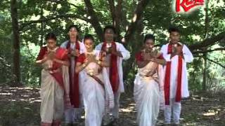 Saraswati Mahabhage || Bangla Devotional Song || Bengali Songs 2014 || Official Video