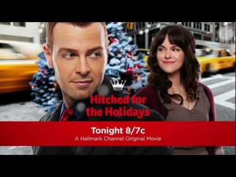 Hitched for the Holiday - Tonight (8pm/7c)