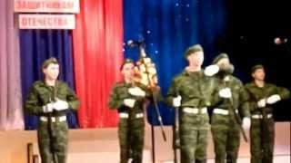 Оренбургское Президентское кадетское училище 23.02.2013(, 2013-02-24T15:54:51.000Z)