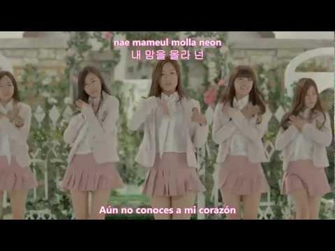 A Pink - I Dont Know (Sub Español + Romanización + Hangul)