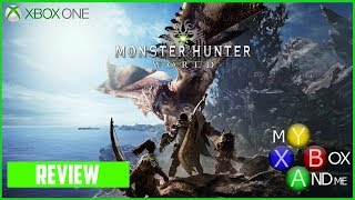 Monster Hunter World Xbox One Review: Intelligent And Natural