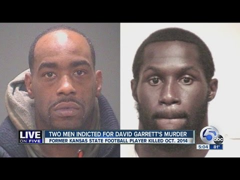 Two men indicted for Cleveland murder